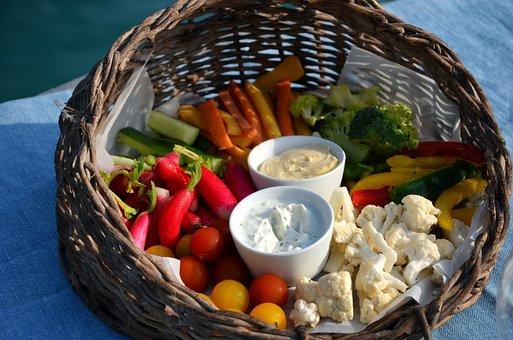 l'alimentation vivante: manger différemment