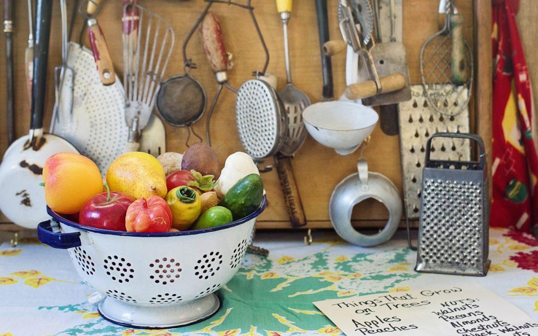 Les ustensils sont importants dans toutes les cuisines
