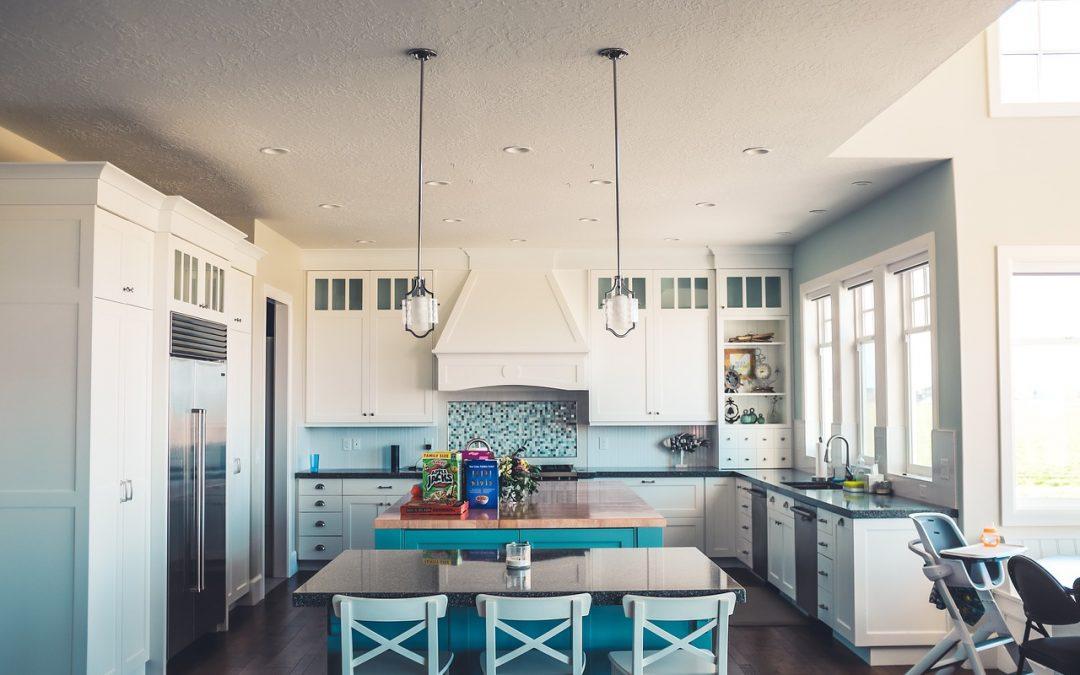 Une cuisine équipée, c'est juste une cuisine meublée